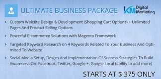 Ultimate Business Package