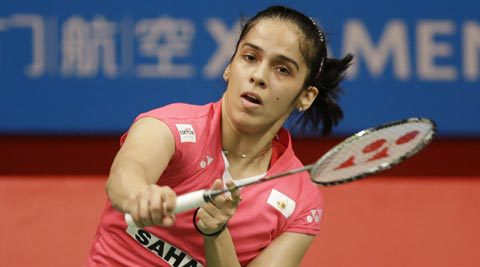 saina nehwal settles for silver