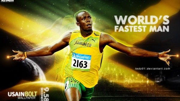Five Fastest Men in the World| Blog Guru