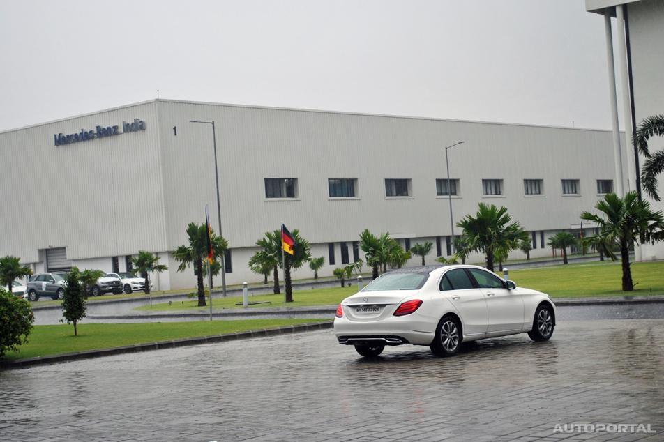Mercedes-Benz inaugurate local production of CLA