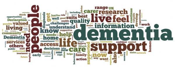 dementia- Brain Diseases