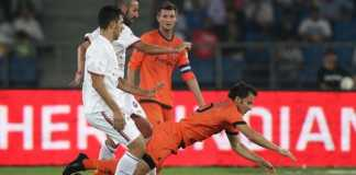 ISL 2015 FC Pune City vs Delhi Dynamos