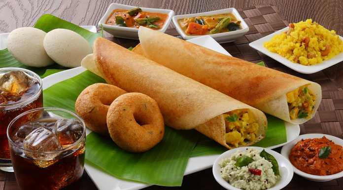 6 Most Trending South India Food