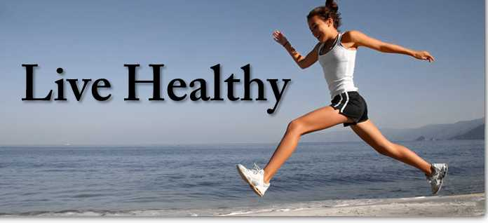 How to live healthy with simple changes