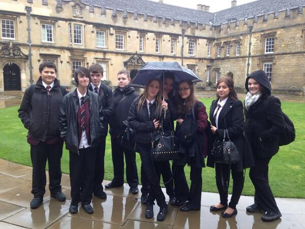Oxford University with Blog Guru