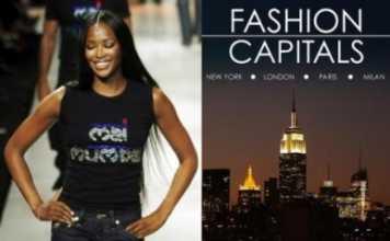 fashion capital of the world