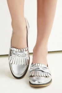 Classic loafer with a twist