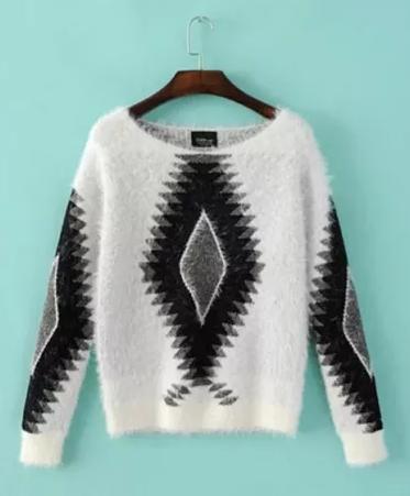 Latest Design for Ladies Sweater