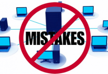 Common Web Hosting Mistakes