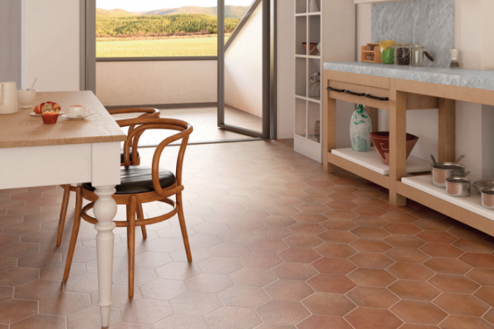 How to tile a Kitchen Floor