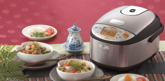 rice cooker and warmer