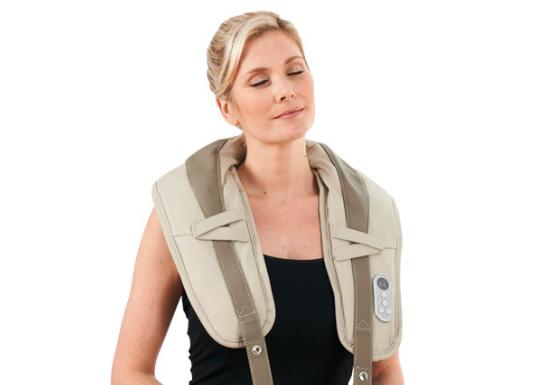 neck and shoulder massager