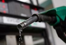 water in your car's gas tank