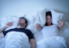 Dealing with snoring spouses