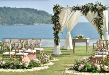 Top 5 Most Romantic Wedding Venues