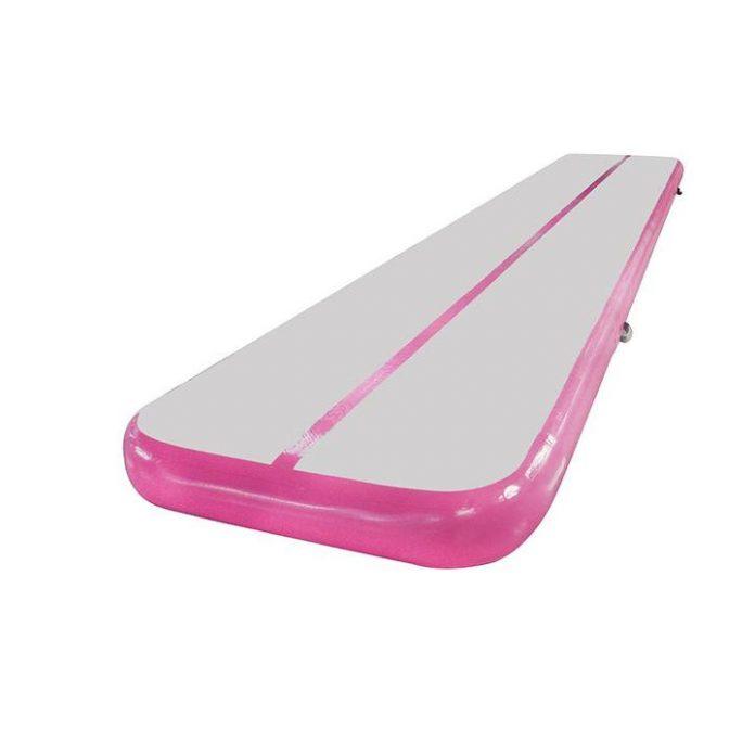 Pink Air Floor Gymnastics For Kids Air Trak